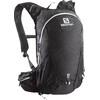 Salomon Agile 17 Backpack Black/Iron/White